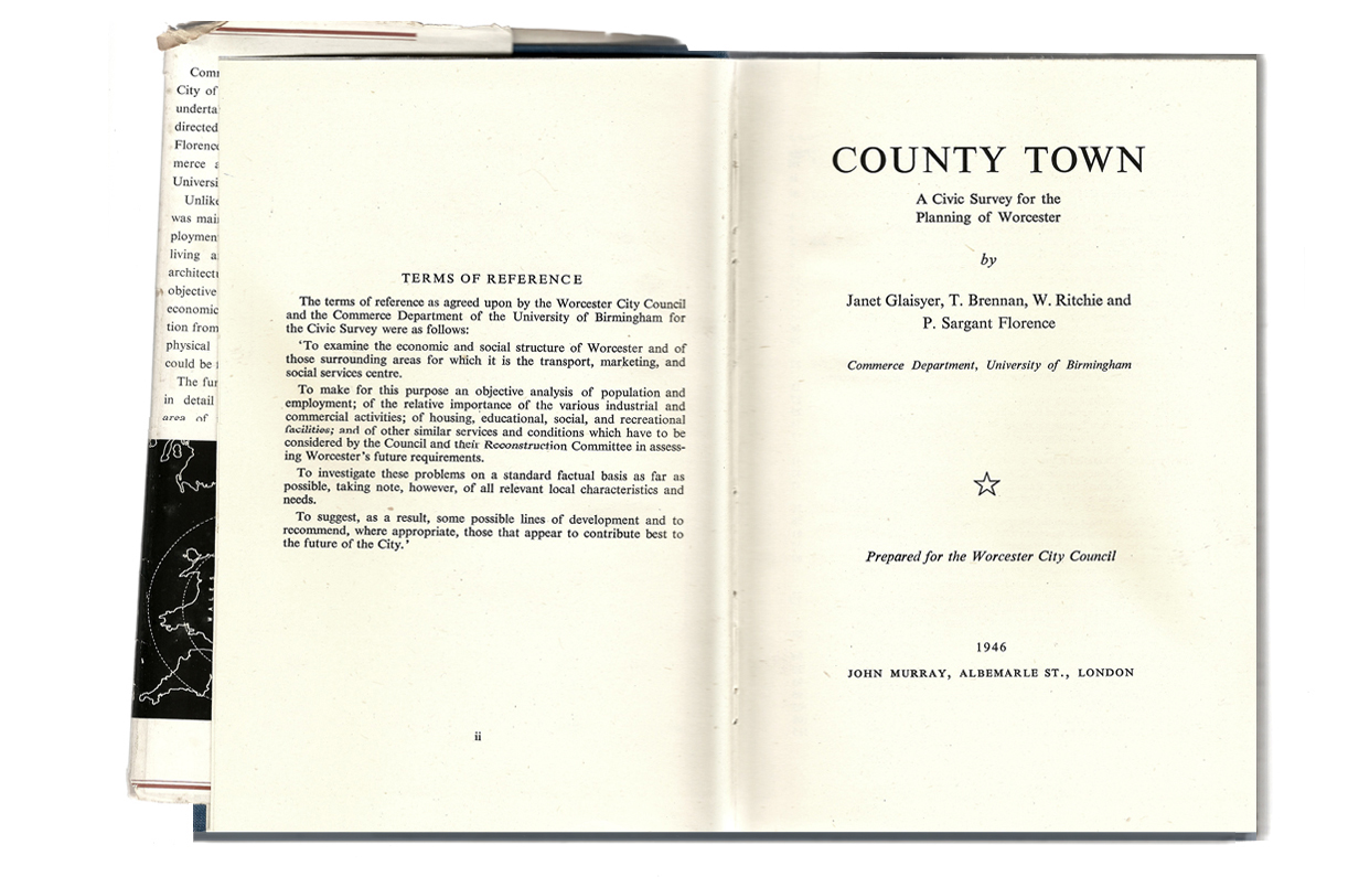 worcester county town 1946b
