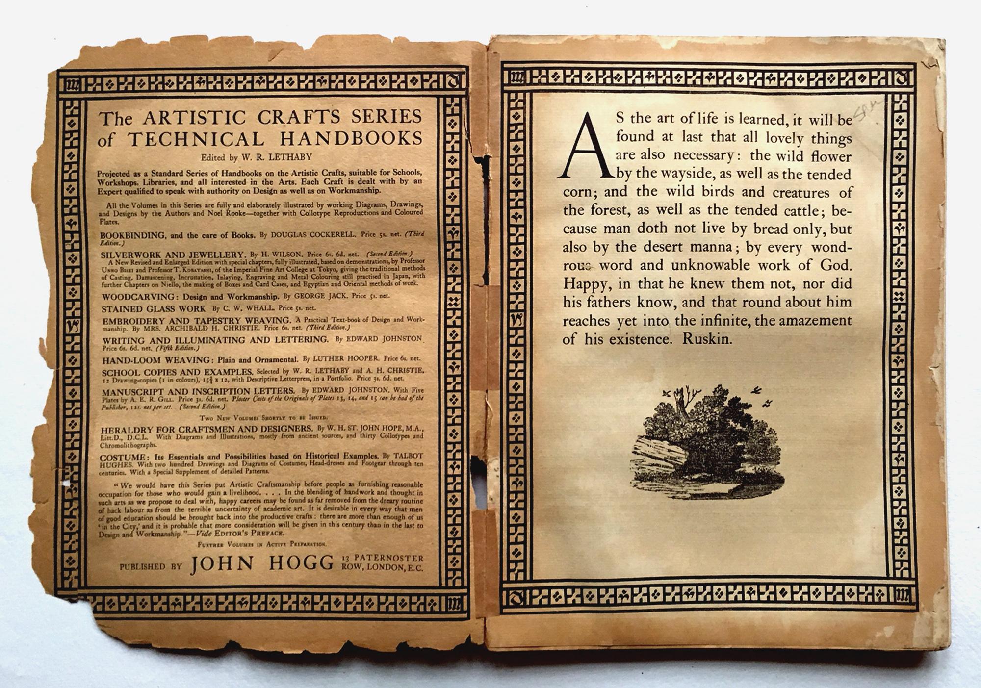 The Imprint   Tech Handbooks