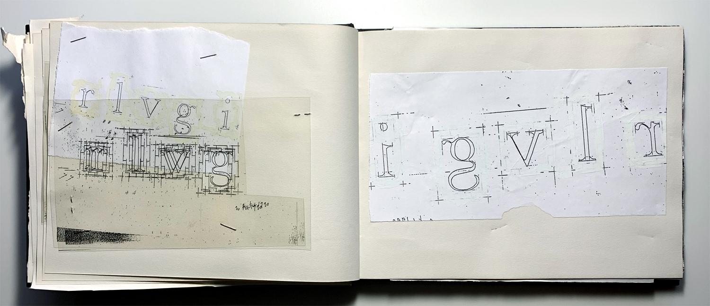 Baskerville Sketchbook 1