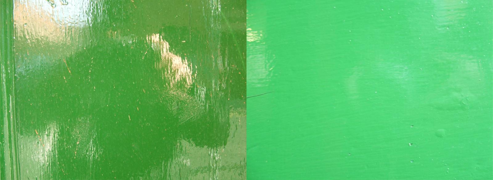 2007 2 Greens