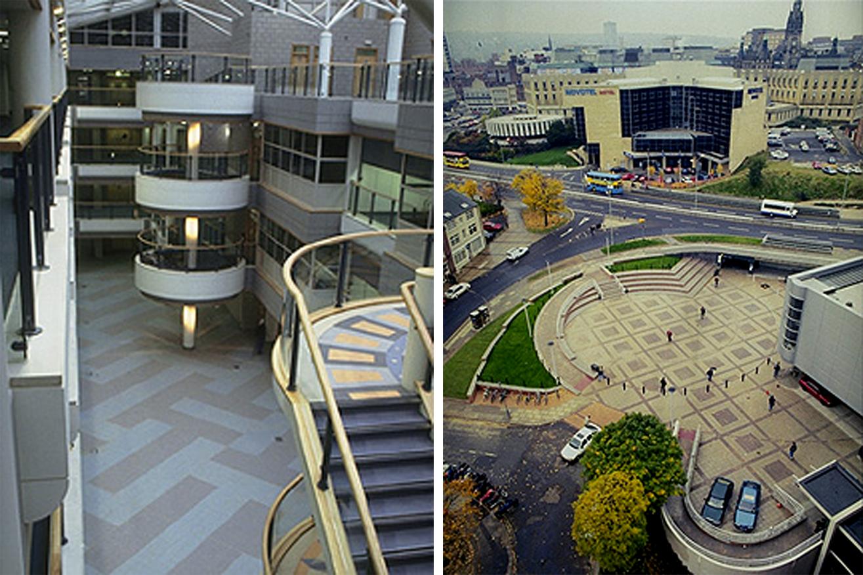 Sheffield Atrium & Amphitheatre